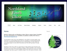 Tablet Preview of northlandchoir.org